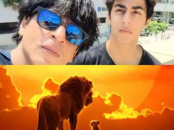 Video: Aryan Khan makes his big debut as Simba in The Lion King