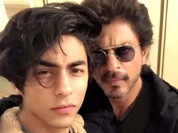 Shah Rukh Khan thanks fans on behalf of Aryan Khan for his voiceover of Simmba