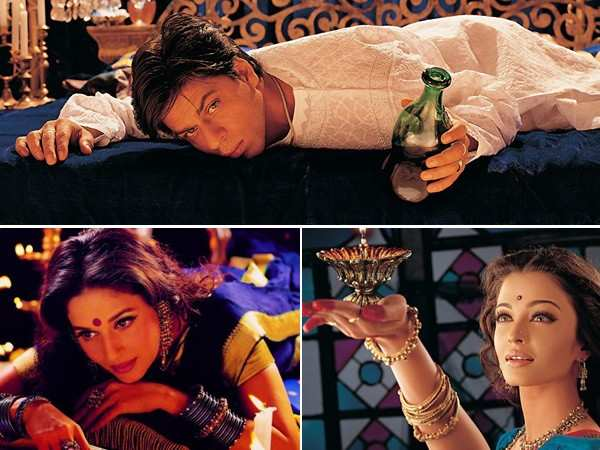 17 stills from Devdas that'll take you back in time