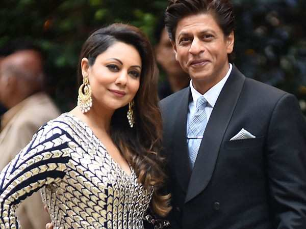 Gauri Khan says being Shah Rukh Khan's wife only has positive effects