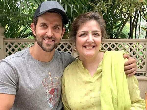 Hrithik Roshan reacts to controversy surrounding Sunaina Roshan
