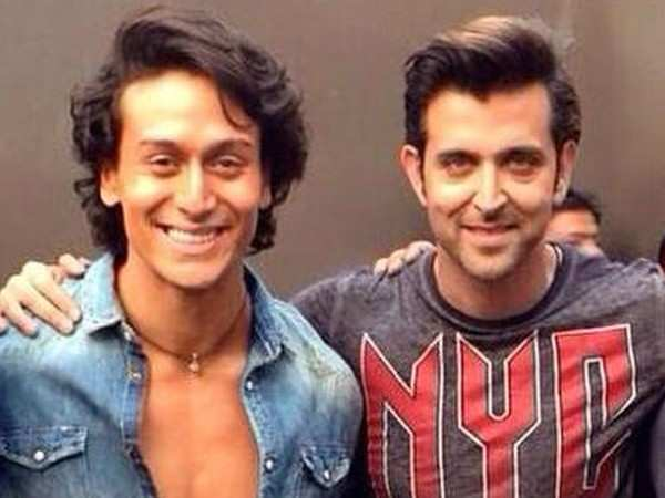 Hrithik Roshan and Tiger Shroff to have a dance-off in War