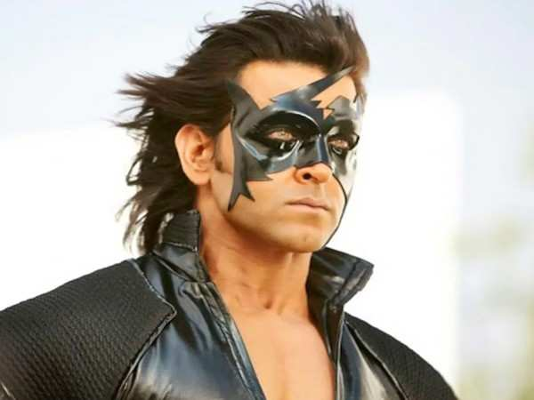 Hrithik Roshan gives an update on Krrish 4
