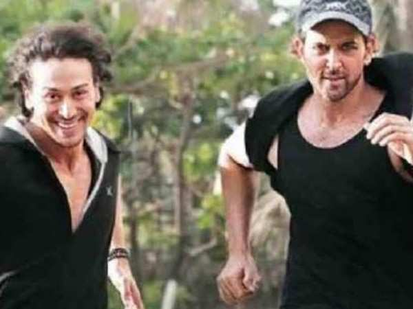 """I felt only Tiger had the power to stand in front of me"" – Hrithik Roshan"