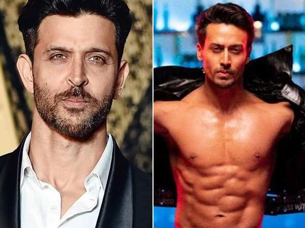 Hrithik Roshan and Tiger Shroff shoot high-speed bike chase sequence for War