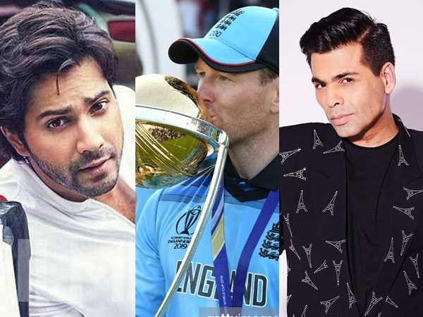 ICC World Cup 2019: Bollywood stars react to England's win against New Zealand