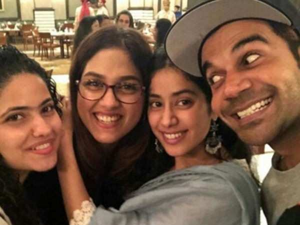 Here's what Rajkummar Rao and Janhvi Kapoor did in Agra after shooting