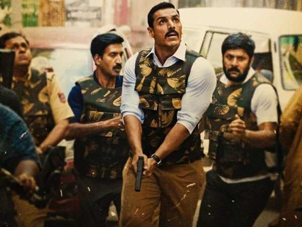 John Abraham talks about playing a cop in Batla House