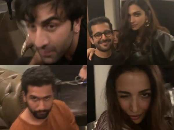 Video: Here's taking you inside Karan Johar's epic Saturday bash