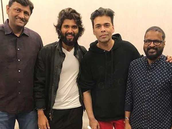 Karan Johar left these producers behind in the race to grab Dear Comrade
