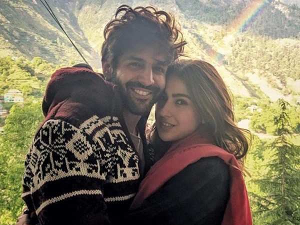 Kartik Aaryan says Sara Ali Khan has a heart of gold