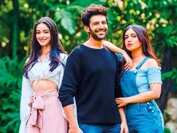 Kartik Aaryan and Ananya Panday to start shooting together soon