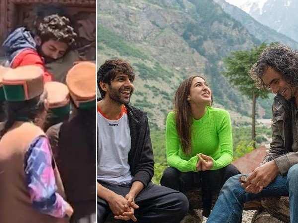 Kartik Aaryan breaks down after wrapping up Love Aaj Kal 2