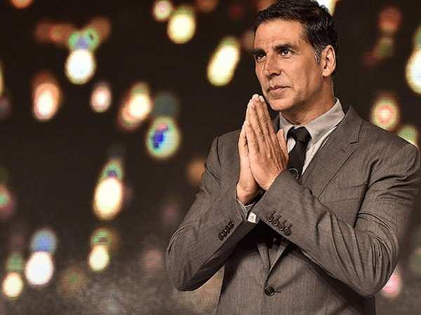Mumbai rains turns spoilsport for Akshay Kumar
