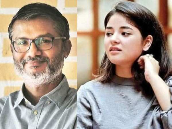 Dangal director Nitesh Tiwari reacts on Zaira Wasim's Bollywood exit