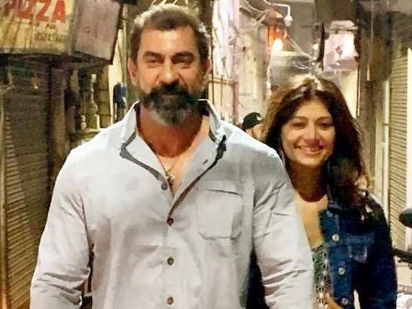 Just in: Pooja Batra finds love in Nawab Shah