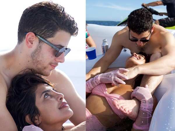 Priyanka Chopra and Nick Jonas look madly in love in these pictures from Miami