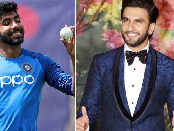 Ranveer Singh praises Jasprit Bumrah as India enters World Cup semi-finals
