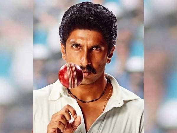 Bollywood celebs react to Ranveer Singh's first look as Kapil Dev from 83