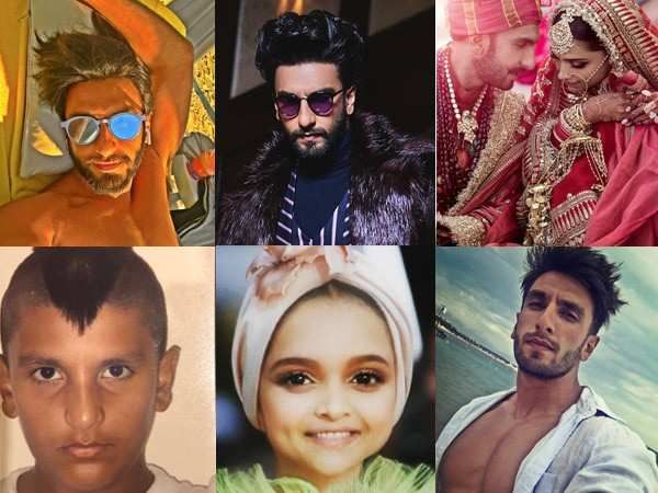 Birthday special: Best of Ranveer Singh's Instagram