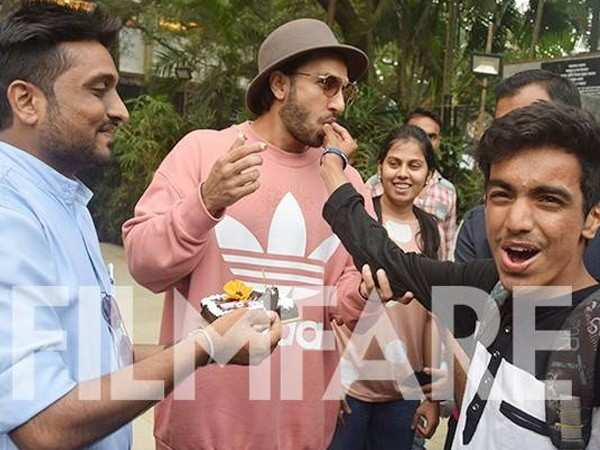 Ranveer Singh's fans give a big gift on his birthday this year