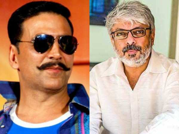 Akshay Kumar and Sanjay Leela Bhansali to collaborate for Rowdy Rathore 2