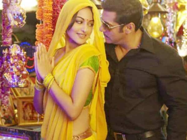 Sonakshi Sinha reveals details about young Chulbul Pandey in Dabangg 3