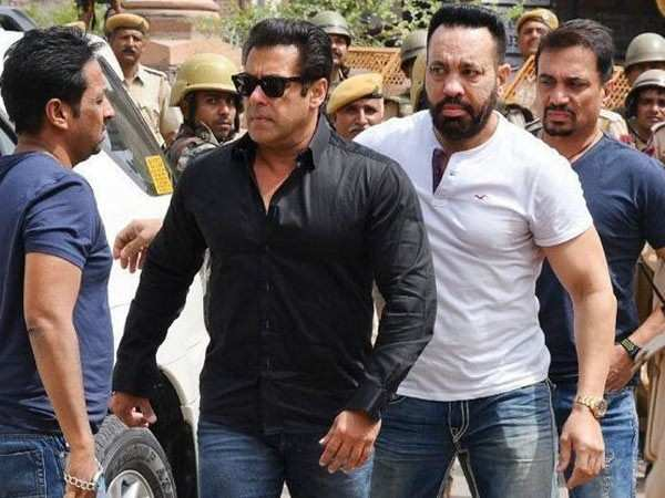 Salman Khan gets a strong warning from the Jodhpur court