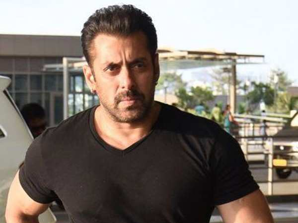 """I only sleep for around two to three hours every night."" – Salman Khan"