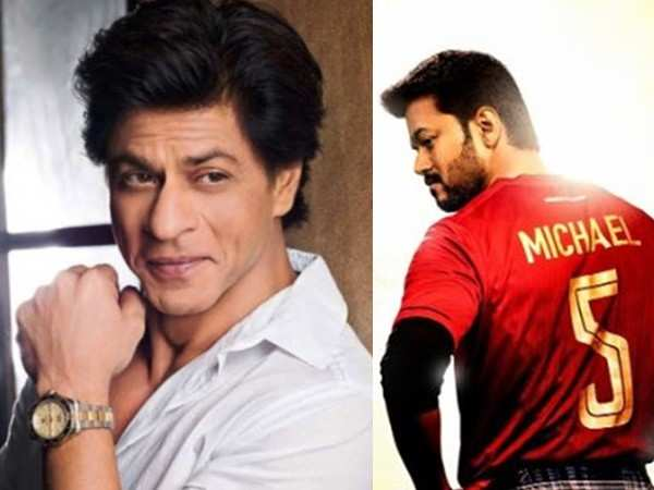Shah Rukh Khan to make a special appearance in Tamil superstar Vijay's Bigil