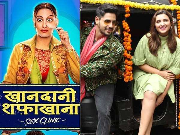 Sonakshi Sinha on Khaandani Shafakhaana clashing with Jabariya Jodi
