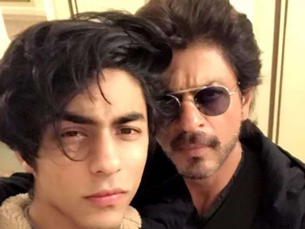Shah Rukh Khan had to dub for The Lion King twice because of his son