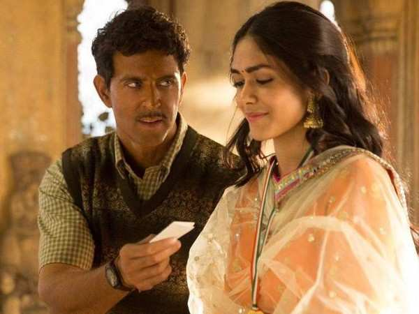 Hrithik Roshan's Super 30 continues to pull in crowds at the box-office