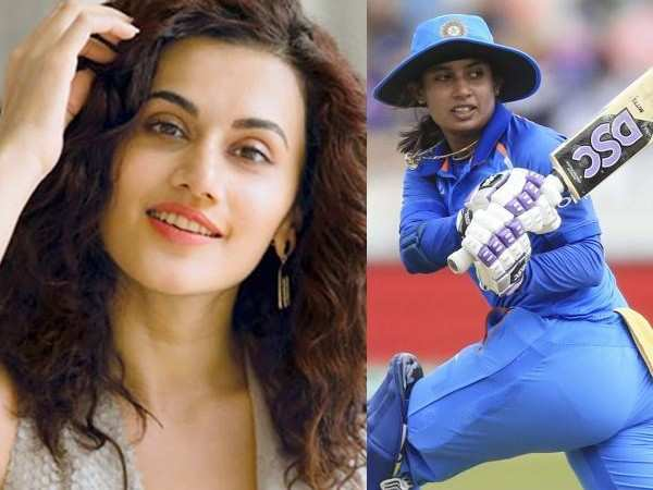Taapsee Pannu to do a sports biopic soon?
