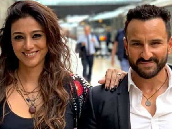 Tabu opens up on the experience of working with Saif Ali Khan