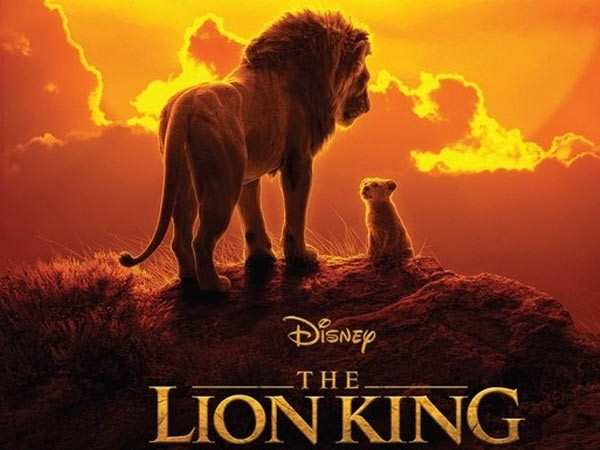 The Lion King earns well during its first weekend at the box-office