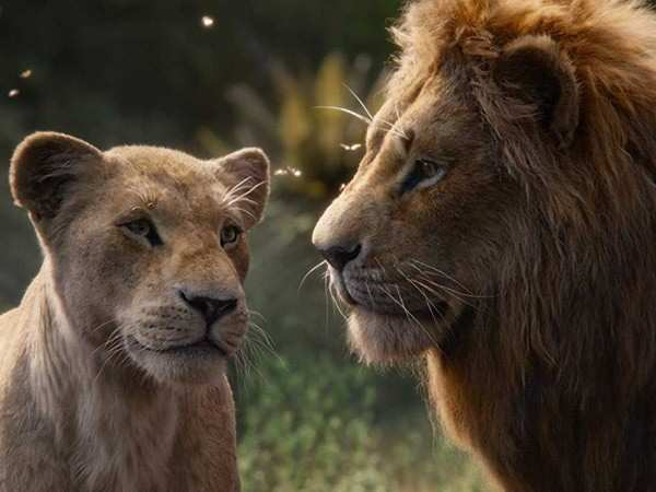 The Lion King holds well at the box-office on weekdays