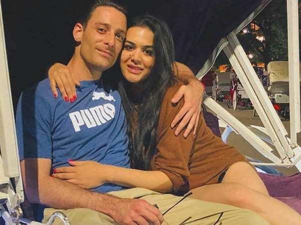 Trishala Dutt pens down a heartfelt note on her Italian boyfriend's sudden demise