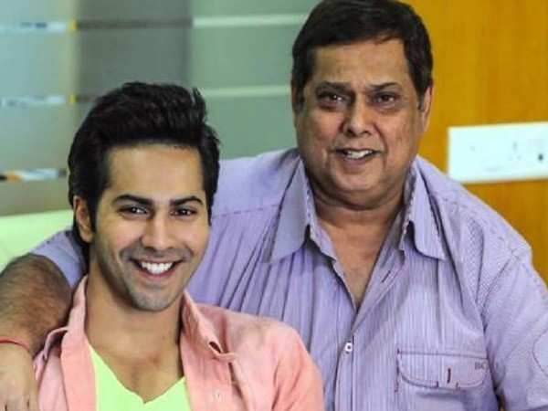 Varun Dhawan reveals he's taking work lessons from dad David Dhawan