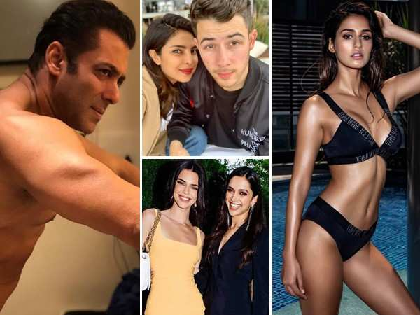 7 pictures of Bollywood celebrities trending today