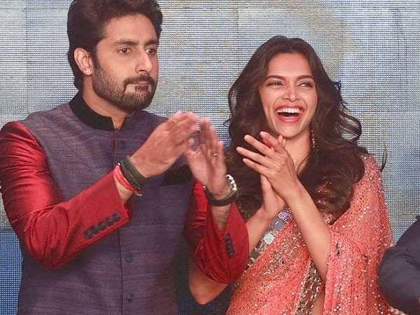 Abhishek Bachchan wants to reunite with Shah Rukh Khan and Deepika Padukone