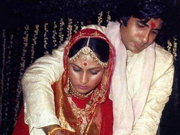 Amitabh Bachchan on how he got married to Jaya Bachchan