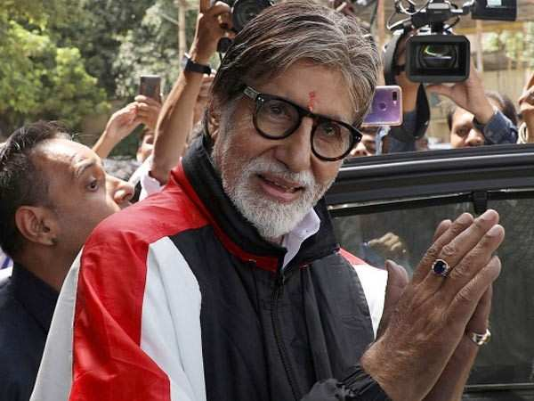 Amitabh Bachchan to shoot with the locals in Lucknow