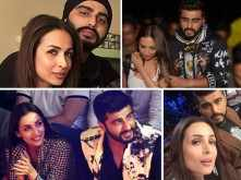 10 pictures of Arjun Kapoor and girlfriend Malaika Arora