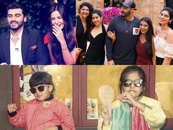 Katrina Kaif, Anushka Sharma, Sonam Kapoor and more wish Arjun Kapoor on his birthday