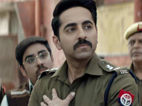 Bollywood stars applaud Ayushmann Khurrana's Article 15