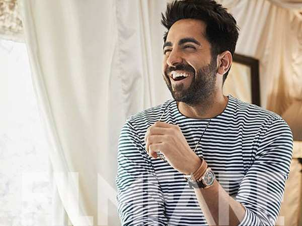 This actor to play Ayushmann Khurrana's lover in Shubh Mangal Zyada Saavdhan