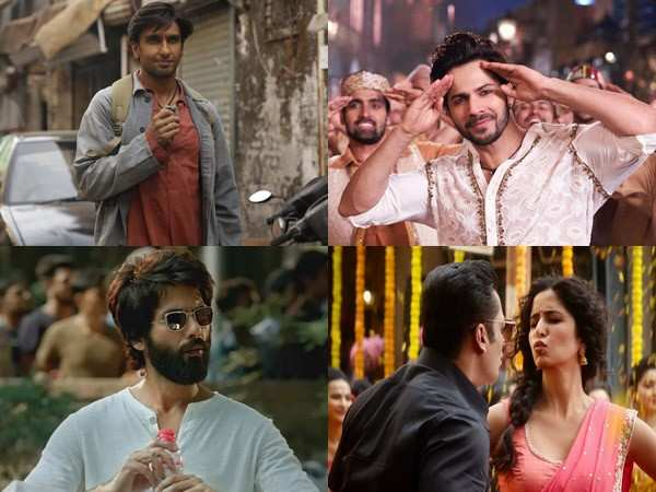 Top 10 Bollywood tracks which ruled the first half of 2019