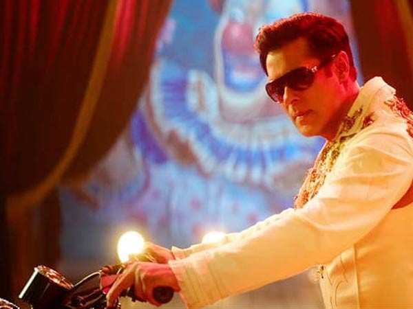 Salman Khan's Bharat is a step away from entering the Rs 200 crore club