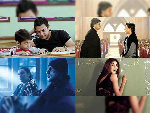 6 most loved teachers from Bollywood films